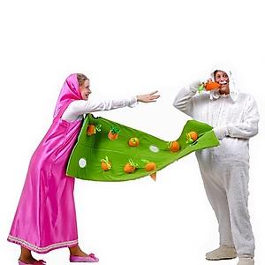 Маша и заяц (1)