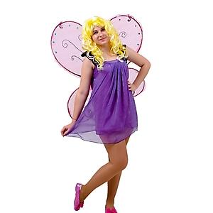 Лунтик и бабочка Элина (1)