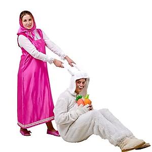 Маша и заяц (3)